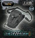 ROUGH&ROAD (ラフ&ロード) バイク用 ホルスターバッグ SCHWARZ R F-ホルスター シュバルツ 2.2L RR9555SWZ