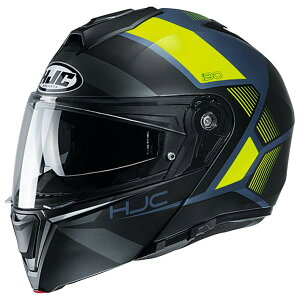 HJC casco rpha90 semi mat gris//semi flat silver s