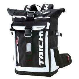 RSタイチ (RS TAICHI) バイク用 バッグ スポーツ WP バックパック ホワイト 25L RSB274WH01