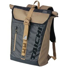 RSタイチ (RS TAICHI) バイク用 バッグ WP バックパック DESERT 25L RSB278BR01