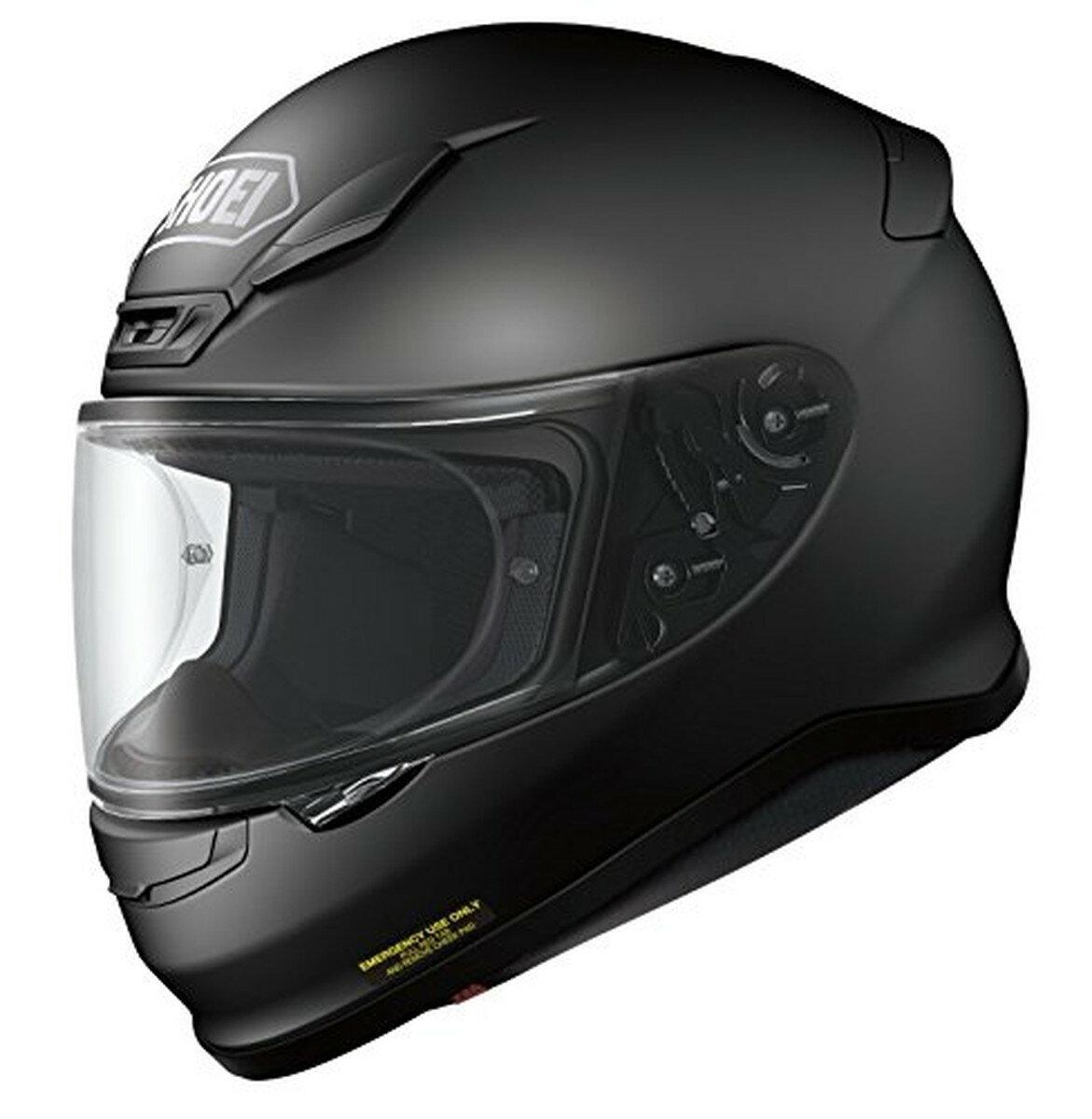 SHOEI フルフェイスヘルメット Z-7 Z7 (ゼット-セブン) マットブラック Mサイズ