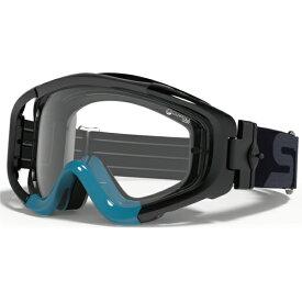 SWANS (スワンズ) バイク用 ゴーグル MX-TALON-HC BKBL (ブラック ブルー) ダートゴーグル 撥水・防曇モデル 5008097108169