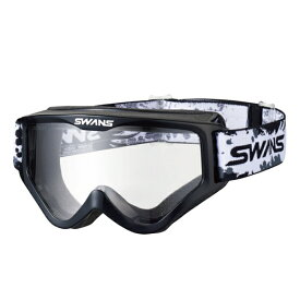 SWANS (スワンズ) バイク用 ゴーグル MX-797-PET BK (ブラック) メガネ対応ダートゴーグル 5007970613041