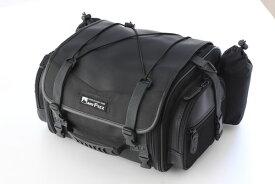 タナックス (TANAX) ミニフィールドシートバッグ モトフィズ(MOTOFIZZ) ブラック 【Kシステムベルト】 MFK-100