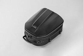 タナックス (TANAX) MOTOFIZZ バイクシートバック シェルシートバックGT/ブラック [容量14-18L] MFK-240