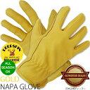 土日祝も営業!【送料無料】NAPA GLOVE ナパグローブ/プレーン(ゴールド)【800SP】正規品!イエロー メンズ レディー…