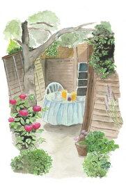 【作家名】池崎一郎【作品名】中庭の朝食
