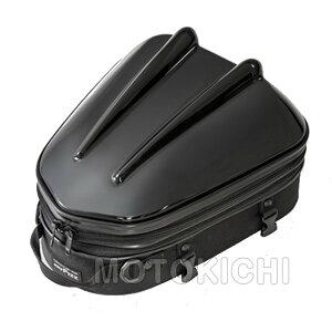 TANAX タナックス MFK-238 シェルシートバッグMT ブラック シートバッグ