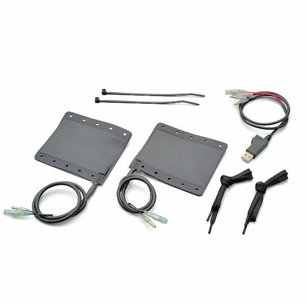 【あす楽対応】デイトナ DAYTONA 98571 HOT GRIP 巻きタイプ EASY USB 取り付けグリップ全長:110mm以上
