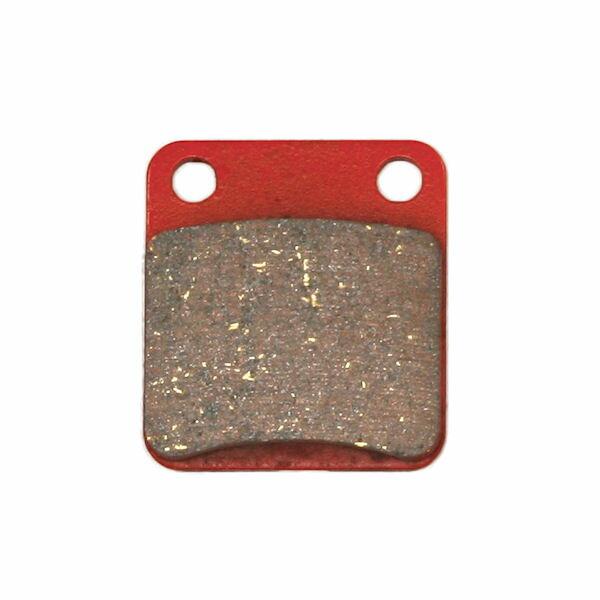 #79826 DAYTONA 79826 赤パッド デイトナブレーキパッド マグナ50 D-トラッカー KLX125 KSR110