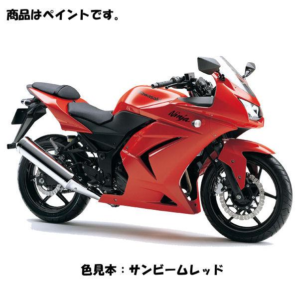 Kawasaki純正 J5012-0001-H1 カワサキ タッチアップペイント サンビームレッド