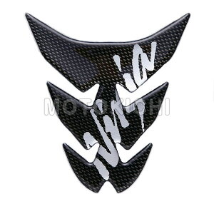 """【あす楽対応】 (KAWASAKI純正) カワサキ J2007-0038 タンクパッド """"Ninja"""" Z250 Ninja250 Ninja1000 ZX-6R 汎用"""