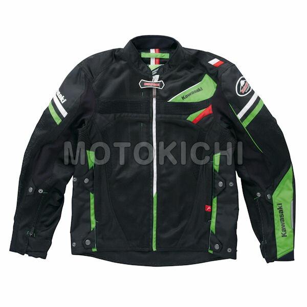 Kawasaki純正 カワサキ スポーツメッシュジャケット クシタニ J8001-2474 J8001-2475