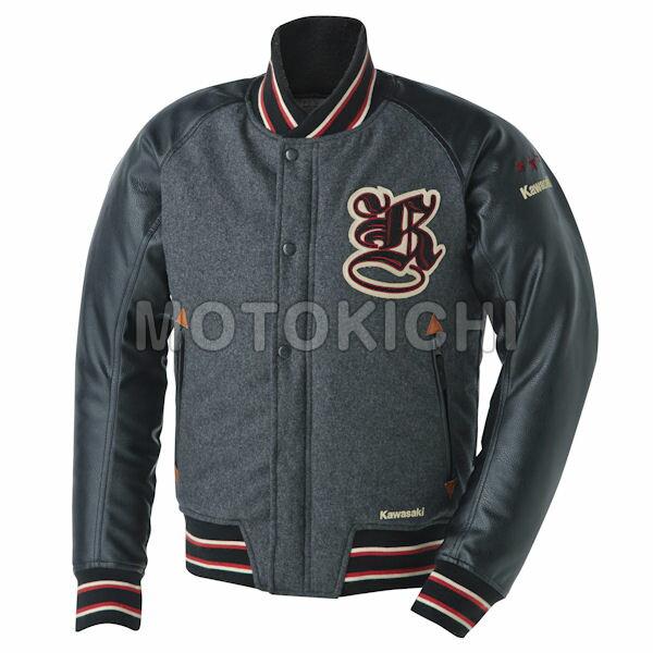 Kawasaki純正 カワサキ スタジアム ブルゾン ブラック J8001-2551 J8001-2552 J8001-2553 J8001-2554