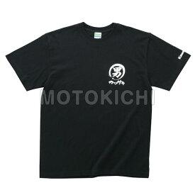 【あす楽対応】KAWASAKI純正 j8901-0717 男カワサキ Tシャツ ブラック LLサイズ XLサイズ