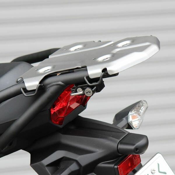 【あす楽対応】KIJIMA キジマ 303-1586 ヘルメットロック べルシスX-250 VERSYS-X【KAWASAKI】