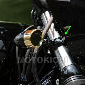 キジマ KIJIMA フロントウインカーブラケット ハーレー スポーツスター HD-01906:ポリッシュ HD-01907:ブラック