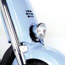 キタコ KITACO 800-0085700 4-1/2 ヘッドライトキット 12V-30/30W メッキ ヤマハ VOX