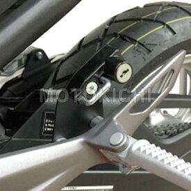 キタコ KITACO ヘルメットホルダー ブラック:564-1831100 メッキ:564-1831110 NC750/700 【HONDA】