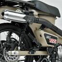 モリワキ MORIWAKI 01810-D01S8-00 MONSTER FullExhaust BLACK マフラー CT125 JA55 2020年〜