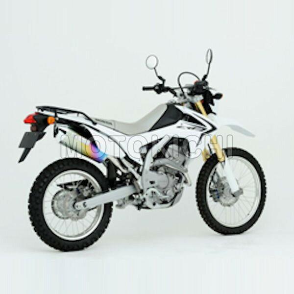 モリワキ MORIWAKI 01810-L31J6-00 フルエキゾーストマフラー MX ANO F/E HONDA CRF250L 12年〜