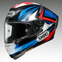 SHOEI X-Fourteen BRADLEY3 フルフェイスヘルメット ショウエイ ブラッドリー X-14 ヘルメット Shoei