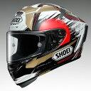 【受注生産品/10月発売予定】SHOEI X-Fourteen X-14 MARQUEZ MOTEGI2 TC-1 フルフェイスヘルメット ショウエイ X-14 …