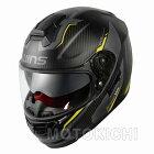 【在庫あり】WINS A-FORCE RS FLASH フラッシュ ネオンイエロー Mサイズ グラフィックモデル インナーシード付き カーボン フルフェイスヘルメット