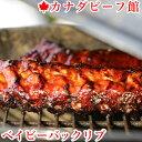 塊肉 BBQ パーティー キャンプ グランピング BBQ パーティー アウトドア 食材 熟成・ベイビーバックリブ(500g-700g台)…