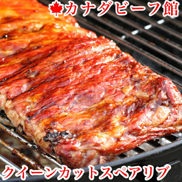 クイーンカットスペアリブ(800g-1.0Kg台)日本が知らなかった本物のスペアリブが上陸 バーベキューセット スペアリブ 骨付き 焼肉 焼き肉 骨付肉 塊肉 BBQ キャンプ グランピング BBQ 食材 贈り物 ギフト お祝い プレゼント