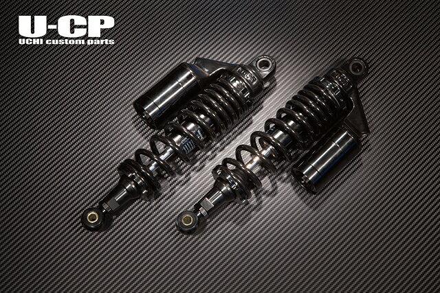 ホンダ CB400SF(NC31/NC39/NC42) U-CP リアショック リアサスペンション ブラック