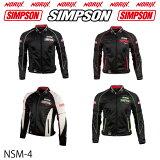 SIMPSONジャケット2019春夏モデルNSM-4MeshJACKET