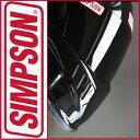 ≪新品アウトレット≫SIMPSONSPEEDWAY RX12ブラック58cm塗装不良NORIXシンプソン ヘルメットSG規格シールドをプレゼント※アウトレット商...