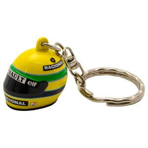 【アイルトン セナ/Ayrton Senna】セナ 3D ヘルメット 1994 キーリング F1