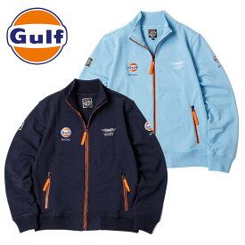 【ガルフ/GULF】ガルフ スマート レーシング ジップ ジャケット スウェットタイプ メンズ ロゴ