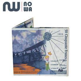 【ノワ クラシック/nowa classic】Petit Prince 二つ折り財布 ウォレット 超軽量 ユニセックス