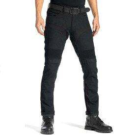 【パンド モド/PANDO MOTO】KARLDO KEV 01 バイク パンツ スーパーストレッチコーデュラデニム スリムフィットジーンズ