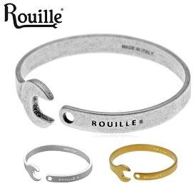 送料無料 ルイユ Rouille ヘリテージ レースレット ブレスレット スパナ 工具 アクセサリー バングル イタリア製 ハンドメイド バレンタイン 高級