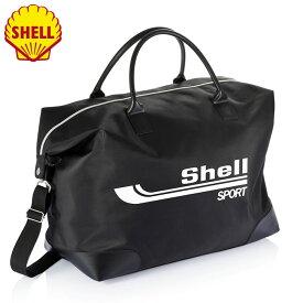 """【シェル/SHELL】シェル ヘリテージ """"SHELL"""" スポーツ ホールドオール スポーツバッグ"""