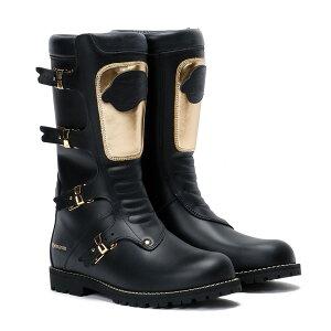 【スティル マーティン/Stylmartin】CONTINENTAL LTD GOLD メンズ ブーツ フルグレインカーフレザー ビブラムソール CE認定 イタリア製 一部サイズご予約商品