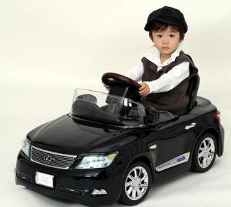 mizutani A-KIDS电动电池汽车雷克萨斯LS600hL LS-B(雷克萨斯電動乗用玩具玩具车车小孩小孩男人的孩子礼物礼品礼物生日毕业祝贺入园祝贺分娩祝贺邮购乐天)
