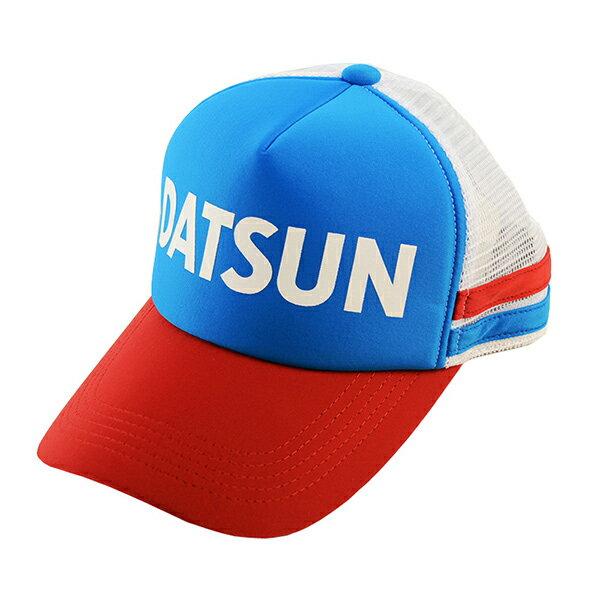 【あす楽対応/まとめ買いで送料無料】ワークソン×ダットサン ラインメッシュキャップ / Workson × DATSUN line mesh cap