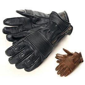 【送料無料】デグナー(DEGNER)ヴィンテージレザーグローブ(VINTAGE LEATHER GLOVES)TG-34 | メンズ グローブ バイクグローブ バイク 手袋 てぶくろ レザー モーターサイクル ブランド 革 バイクグッズ バイク手袋