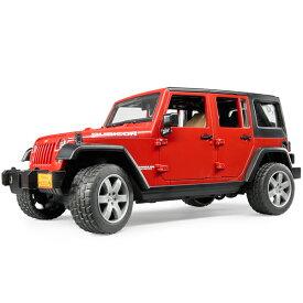 ブルーダープロ はたらくくるま Jeep Rubicon(ジープ ラングラー ルビコン/3歳から)【店頭受取も可 吹田】