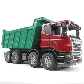 ブルーダープロ はたらくくるま SCANIA Tip up トラック(3歳から)【店頭受取も可 吹田】