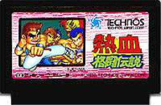 ▼FC電視遊戲機軟體技術日本熱血格鬥傳說動作類遊戲家庭計算機盒動作確認已經的05P18Jun16