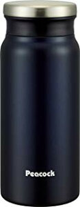 3000円以上送料無料(北海道・東北・沖縄・離島以外) ピーコック魔法瓶 AMZ-40 A ステンレスマグボトル マグタイプ 0.4L インディゴ