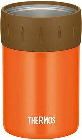 送料無料 サーモス 保冷缶ホルダー 350ml缶用 オレンジ JCB-352 OR