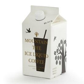 【店頭受取対応商品】【焙煎職人の至芸】【味に自信アリ】アイスコーヒー無糖1000ml 6本