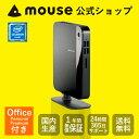 【ポイント10倍】【送料無料】マウスコンピューター デスクトップパソコン 《 LM-mini76S-S1-MA-AP 》 【 Windows 10 Home/Celeron プロセッサー 3855U/
